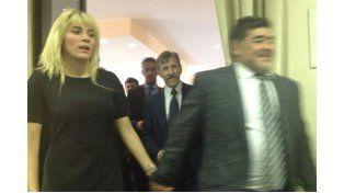 El Papa Francisco recibió a Maradona: Soy el capitán del equipo de Francisco