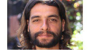Mariano tiene 31 años y es comunicador social. Foto UNO/Juan Ignacio Pereira