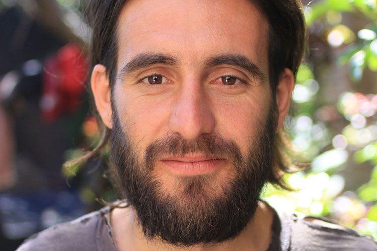 Diego tiene 30 años y también es comunicador. Foto UNO/Juan Ignacio Pereira