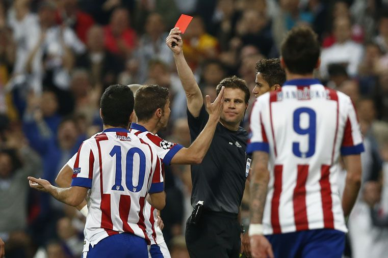 El Real venció sobre la hora al Atlético y es semifinalista