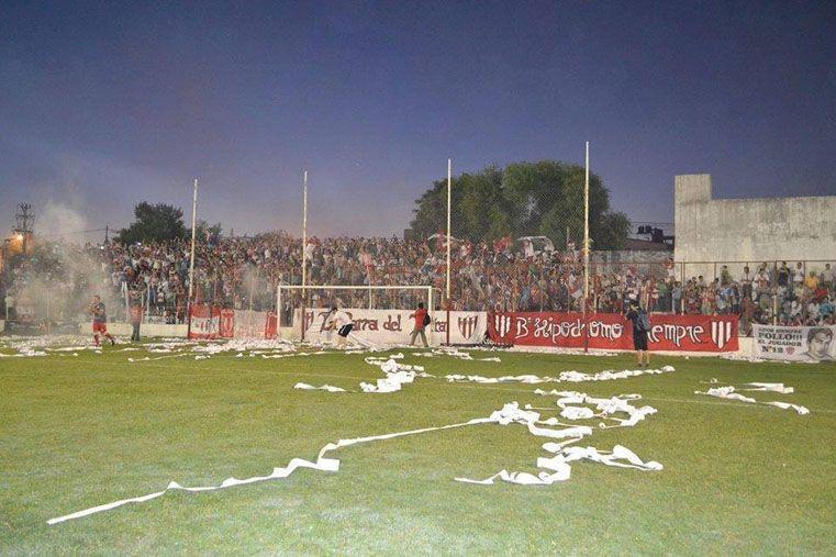 CAPACIDAD. El estadio Pedro Mutio tiene una capacidad para 7500 espectadores. Para el derby se espera un lleno total.