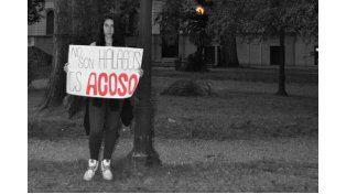 Ecoclub Paraná participa de la cruzada contra el acoso callejero