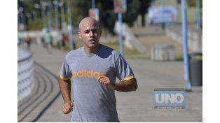 Gregorio. Foto UNO/Mateo Oviedo
