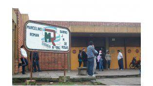 "Escuela Provincial Nº 196 ""Marcelino Román"" . Foto Internet"