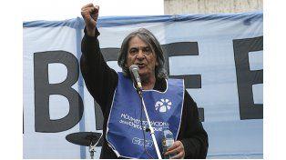 Pesar por la muerte del dirigente social Alberto Morlachetti