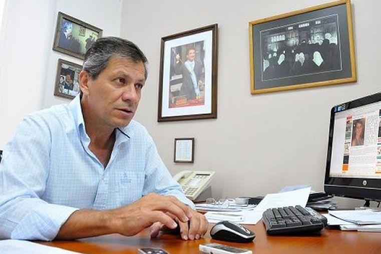 """Báez. El ministro habla de la """"necesaria intervención del Estado""""."""