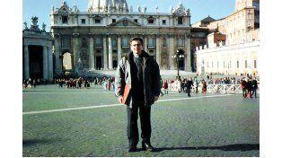 Otros tiempos. Ilarraz en el Vaticano