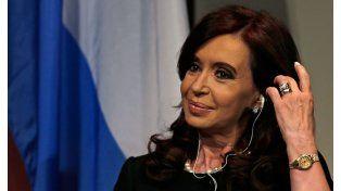 Cristina buscará profundizar la alianza estratégica con Rusia