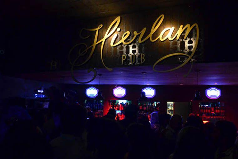 Por prevención, la Municipalidad clausuró Hierlam Pub