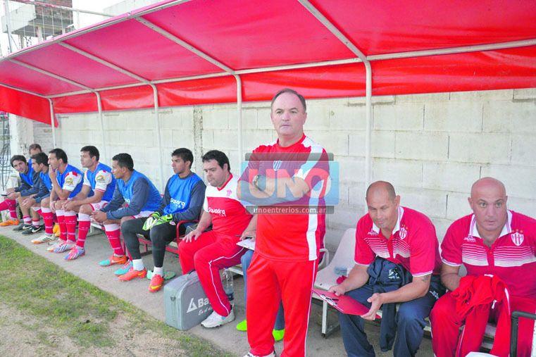 Cervilla apuntó a obtener 51 puntos para no depender de nadie en su objetivo por conservar la categoría.    Foto UNO/ Mateo Oviedo