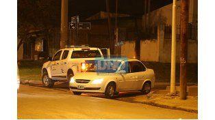 Detenido. La Policía logró abortar el robo y detener al joven ladrón.  Foto UNO/Archivo ilustrativa