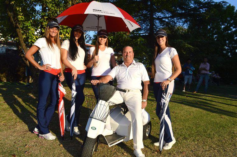 Golf en el CAE