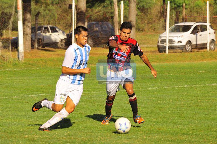 En Paraná. Los más grandes jugaron en el predio de La Capillita. Se trata de las categorías Cuarta