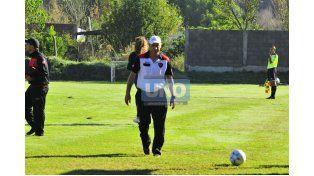Muy conformes. Los entrenadores del equipo paranaense se fueron muy conformes con el rendimiento de todos sus dirigidos.  Foto UNO/ Juan Manuel Hernández