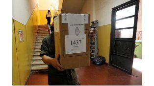 A las urnas. Santa Fe es el tercer distrito electoral del país.