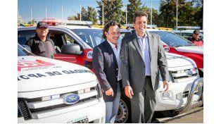 """Massa: """"Vamos a formar un frente amplio en la provincia"""""""