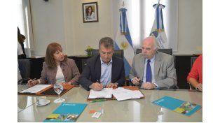 Fondos. Refaccionarán el edificio ubicado en Perón y Villaguay.
