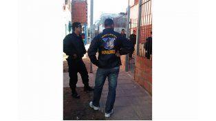 La Policía busca a dos jóvenes del barrio Lomas del Mirador