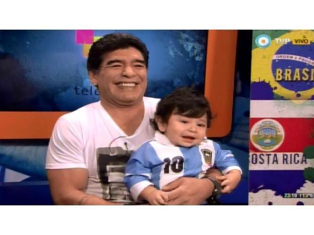 """Verónica Ojeda: """"Voy a bautizar a mi hijo y Diego se lo va a perder"""""""