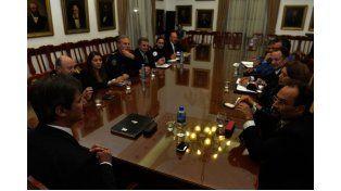 Definen acciones preventivas en seguridad en Paraná