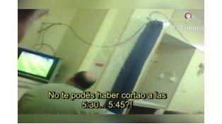 Escándalo en Salta por un médico ignoró a los pacientes para ver un partido de fútbol