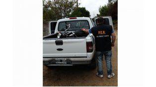 Varios detenidos tras allanamientos en barrio Los Arenales