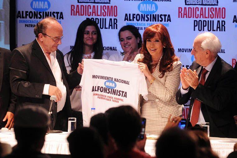 """Cristina: """"Estamos entrando en el comienzo de un nuevo ciclo político"""