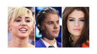 ¿Selena Gomez y Miley Cyrus embarazadas de Justin Bieber?