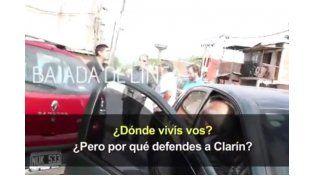 Repudian la agresión a Víctor Hugo Morales en Barracas