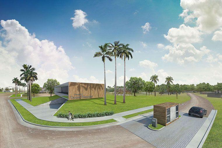 Imagen digitalizada del proyecto