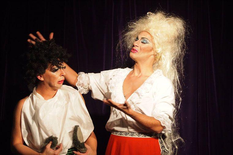 """""""Ridiculísimas"""" hoy en el Teatro a puro humor"""