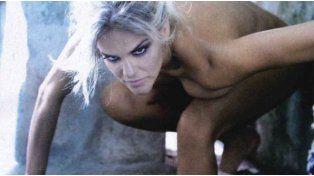 El desnudo de Chipi, la pareja de Dady Brieva