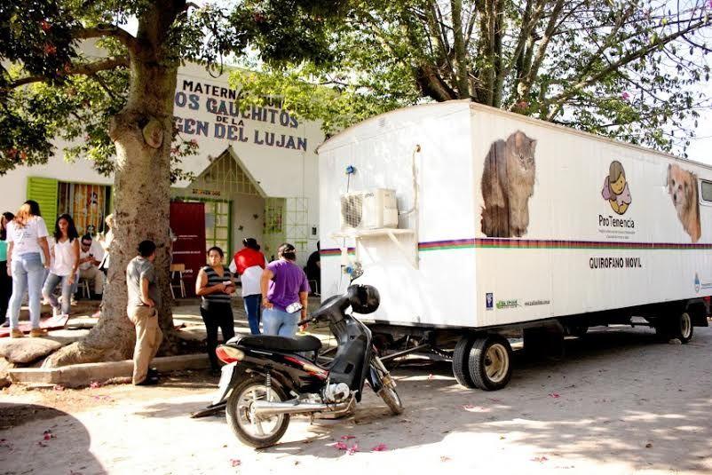 Se realizó un operativo municipal integral en el barrio Gaucho Rivero