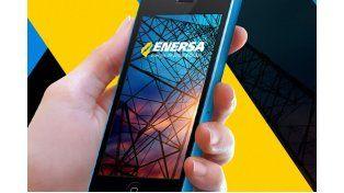 Enersa lanzó aplicación para celulares y tabletas para gestiones online