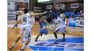 Juan Cantero y el equipo atraviesan un mal momento.  Foto UNO/Diego Arias