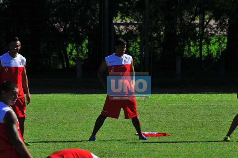 Piris indicó que están en base a obtener el objetivo trazado a inicios de temporada.   Foto UNO/Juan Manuel Hernández