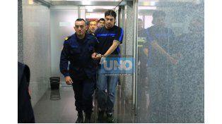 Por el asesinato del bebé de 11 meses en Anacleto Medina dictaron 60 días de prisión preventiva para José Luis Palma.  Foto UNO/Diego Arias
