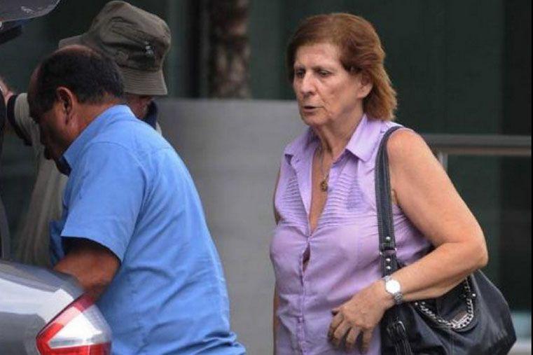Allanaron la casa de la madre de Nisman
