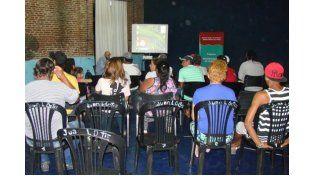 Foto: Prensa Secretaría de DDHH de la Municipalidad