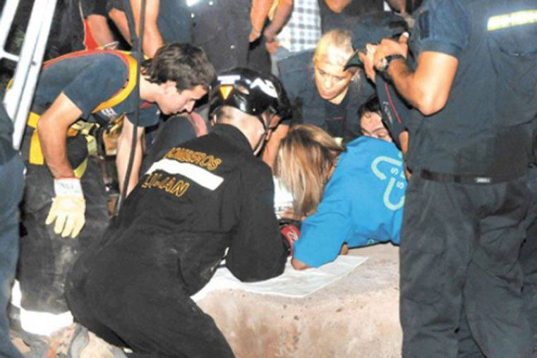 No resistió. La criatura falleció dentro del pozo que tenía agua. Luego vino la etapa del análisis de la Justicia. Foto UNO de Mendoza