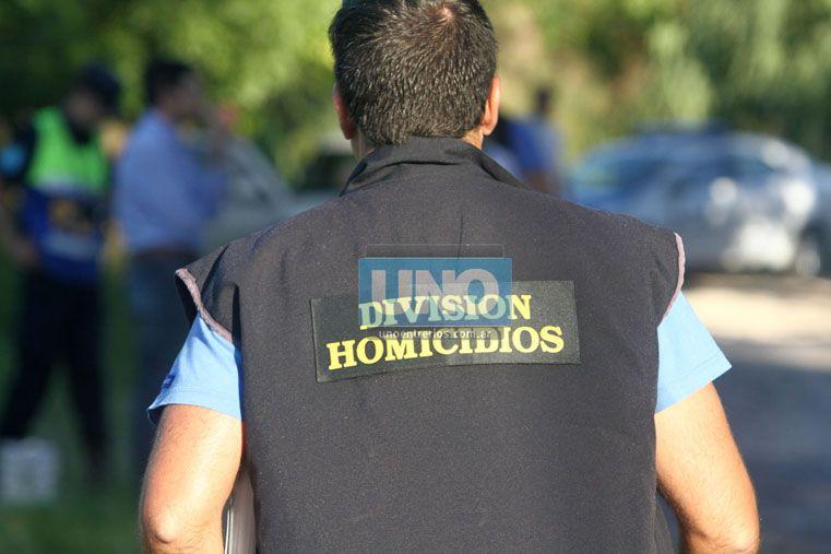 Pruebas. La Policía reunió testimonios que incriminan al menor detenido. Foto UNO/Diego Arias