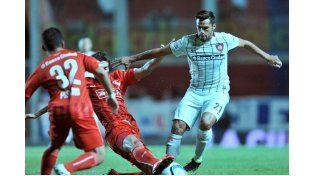 San Lorenzo se aprovechó del mal momento del Rojo