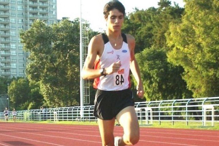 Federico Bruno obtuvo la medalla de oro en Estados Unidos