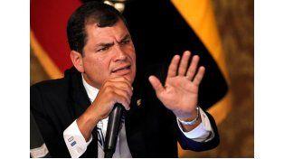 Correa: Llegó la hora de la segunda y definitiva independencia de nuestra América Latina