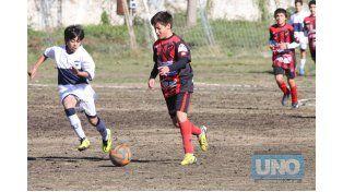 Los más chicos comenzarán la actividad oficial en el ámbito de la Liga Paranaense. (Foto: UNO/Juan Ignacio Pereira)