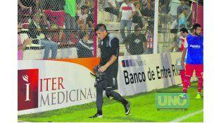 Ignacio Arce conservó el cero en su arco en dos de los últimos tres juegos que disputó Atlético Paraná. (Foto: UNO/Juan Manuel Hernández)