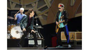 Keith Richards dijo que los Stones podrían juntarse para grabar nuevas canciones