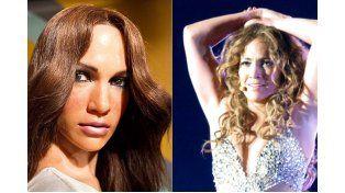Esta parece ser Jennifer Lopez