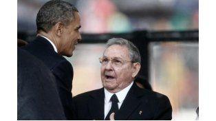 La Casa Blanca confirmó que Raúl Castro y Obama se reunirán este sábado
