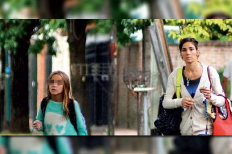 La misteriosa conducta de Juana Viale con su hija Ámbar